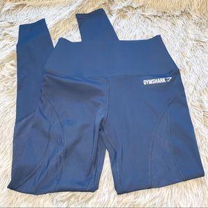 GymShark NWT Navy Compression athletic leggings